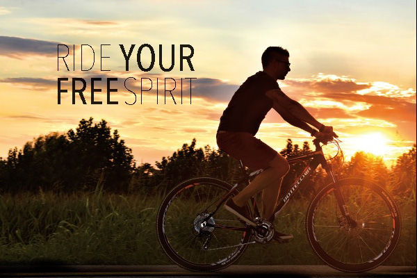 This summer, ride like your dreams!