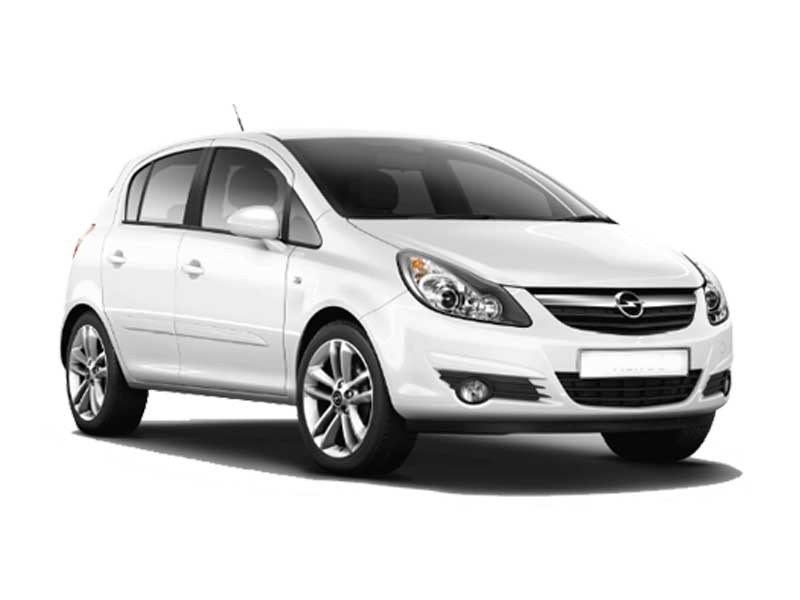 Opel Corsa 1.250cc, Automatic Transmission