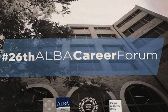26o Alba Career Forum